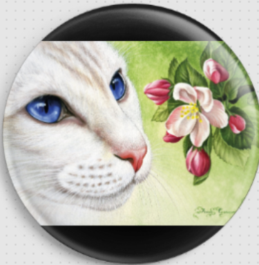 Apple By Irina Garmashova-Cawton Needle Minder