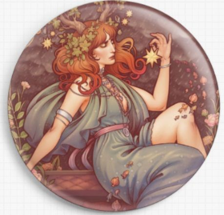 Bohemia By Medusa Dollmaker Needle Minder