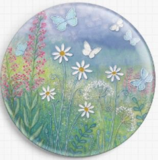 Butterfly Meadow By Jo Grundy Needle Minder