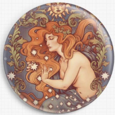 Cosmic Lover By Medusa Dollmaker Needle Minder