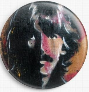 George Harrison By Sara Bowersock Needle Minder