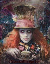 Hatter  By Omri Koresh Cross Stitch Kit