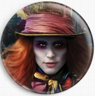 Hatter By Omri Koresh Licensed Art Needle Minder - 1