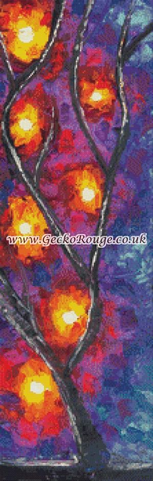 Lighted Branches by Jessilyn Park Cross Stitch Kit ( JPLHTBH )