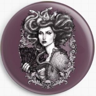 Medusa By Medusa Dollmaker Needle Minder