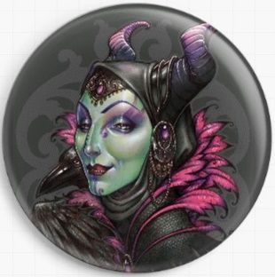 Mistress of Evil By Medusa Dollmaker Needle Minder