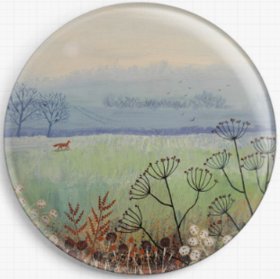 Misty Morning By Jo Grundy Needle Minder