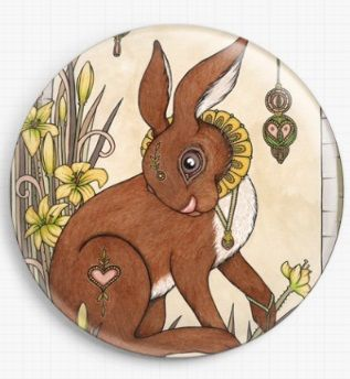 Spring By Anita Inverarity Licensed Art Needle Minder