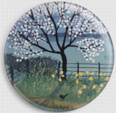 Spring Moon By Jo Grundy Needle Minder (2)