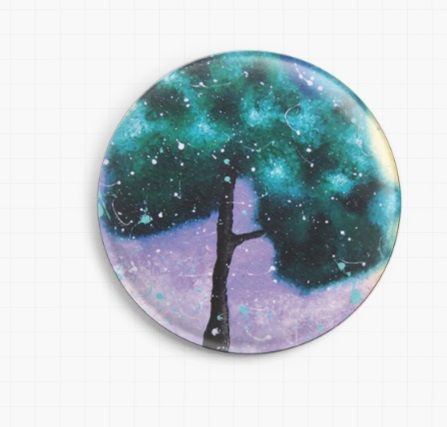 Tree Of Dreams By Helen Jano Miqueo Licensed Art Needle Minder